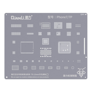 Stencil Phone 7/7P CPU & IC